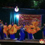 Xã Nhân Sơn tổ chức chương trình văn nghệ chào mừng kỷ niệm 90 năm ngày truyền thống các ban của Đảng và Văn phòng cấp ủy.