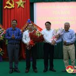 UBND huyện tọa đàm kỉ niệm 16 năm ngày doanh nhân Việt Nam
