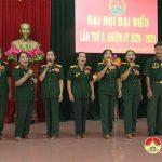Hội truyền thống Trường Sơn đường Hồ Chí MinhThị Trấn Đại hội đại biểu nhiệm kì 2020 – 2025