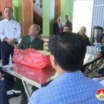 Thường trực huyện ủy Đô Lương – Thăm hỏi và động viên gia đình 2 liệt sỹ bị nạn tại Hướng Hóa, Quảng Trị