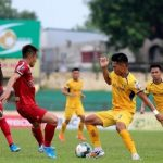 Thông báo trận bóng đá giữa Đội tuyển Sông Lam Nghệ An gặp các tuyển thủ Quốc gia và Đô Lương