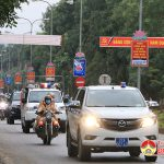 Công an Đô Lương ra quân tấn công trấn áp tội phạm, đảm bảo ANTT Đại hội Đảng lần thứ XIII và tết Nguyên Đán Tân sửu năm 2021