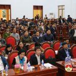 Đô Lương tổ chức quán triệt Nghị quyết Đại hội Đảng bộ tỉnh Nghệ An lần thứ 19, nhiệm kỳ 2020 – 2025