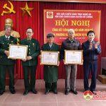 Hội Cựu chiến binh huyện tổng kết công tác năm 2020, triển khai nhiệm vụ năm 2021