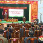 Ngày làm việc thứ 2, kỳ họp thứ 13 HĐND huyện khóa XIX