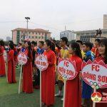 Khai mạc giải bóng đá hội đồng hương tại Thành phố Vinh