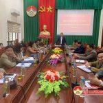 UBND huyện Đô Lương: Triển khai kế hoạch sản xuất vụ Xuân năm 2021