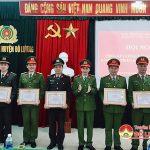 Đảng bộ Công an huyện Đô Lương: Tổng kết công tác xây dựng Đảng năm 2020, triển khai nhiệm vụ năm 2021