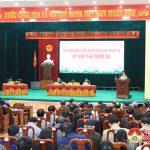 Đô Lương khai mạc kỳ họp thứ 13 – HĐND huyện khóa XIX