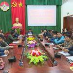UBND tỉnh tổ chức hội nghị trực tuyến triển khai nhiệm vụ lao động, người có công và xã hội năm 2020