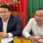 Đô Lương Tham dự Hội nghị Chính phủ trực tuyến với các địa phương