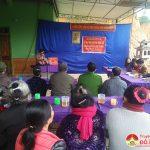 UBMTTQ trao nhà đại đoàn kết tại xã Ngọc Sơn