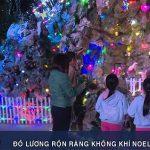 Đô Lương – Rộn ràng không khí đón Noel