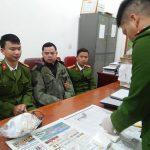 Công an Đô Lương bắt đối tượng vận chuyển trái phép 0,701 kg ma túy