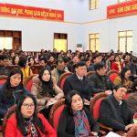 Ngành Giáo dục và Đào tạo Nghệ An Tổ chức đối thoại với cán bộ, giáo viên 4 huyện Tân Kỳ, Đô Lương, Thanh Chương và Anh Sơn