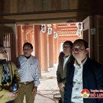 Đô Lương làm tốt công tác chuẩn bị khánh thành Đền chính và lễ giỗ Uy Minh Vương Lý Nhật Quang.