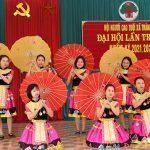Hội người cao tuổi xã Tràng Sơn tổ chức Đại hội Đại biểu nhiệm kỳ 2021- 2026