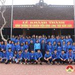 Trường THPT Đô Lương 3 kết nạp 98 đoàn viên