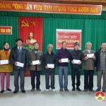 CLB thơ xã Văn SơnTổng kết hoạt động năm 2020 và chào mừng Đại hội Đảng toàn quốc