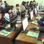 Đô Lương Các trường học tăng cường các phương án phòng chống rét cho học sinh