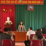 """Trường THCS Lê Hồng Phong thực hiện tốt phong trào thi đua """"dạy tốt, học tốt"""""""