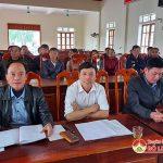 Xã Tràng Sơn: Tổ chức lễ ra mắt Tổ hội nghề nghiệp nuôi cá nước ngọt