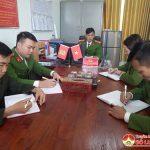 Công an Đô Lương tăng cường công tác truy quét tội phạm ma túy