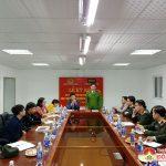 Công an huyện Đô Lương tổ chức lễ ký kết đảm bảo ANTT với Công ty TNHH Kido Vinh