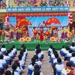 Trường tiểu học Bắc Sơn đón nhận danh hiệu trường đạt chuẩn mức độ 2.