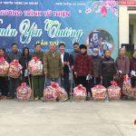 Công ty cổ phần truyền thông 24h online tổ chức chương trình từ thiện xuân yêu thương tại huyện Đô Lương.