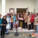Đô Lương xã Tràng Sơn tổ chức Bàn giao 3 căn nhà tình thương cho các hộ nghèo