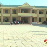 Trường THCS Nam Sơn hoàn thành và đưa vào sử dụng 8 phòng học bộ môn và chức năng.