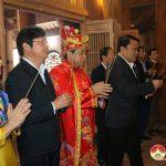 Đô Lương tổ chức lễ giỗ 963 năm Uy Minh Vương Lý Nhật Quang.