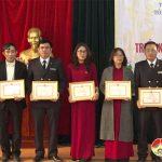 Tòa án nhân dân huyện Đô Lương tổ chức hội nghị tổng kết công tác năm 2020 và triển khai phương hướng nhiệm vụ năm 2021