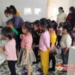 Đô Lương- Tích cực phòng chống dịch Covid 19 trong trường học