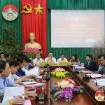 Đô Lương tham gia hội nghị trực tuyến triển khai công tác bầu cử Đại biểu Quốc hội khóa XV và đai biểu Hội đồng nhân dân các cấp nhiệm kỳ 2021 – 2026.