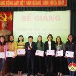 101 học viên hoàn thành chương trình bồi dưỡng kết nạp Đảng