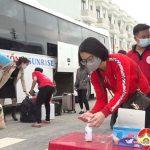 Đô Lương: Các doanh nghiệp vận tải đảm bảo an toàn cho hành khách trong mùa dịch