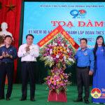 Đô Lương tổ chức kỷ niệm 90 năm ngày thành lập Đoàn thanh niên cộng sản Hồ Chí Minh.