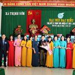 Hội phụ nữ xã Thịnh Sơn Đại hội đại biểu nhiệm kì 2021 – 2026