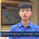 Nguyễn Thiên Phúc Anh- Bí thư Chi đoàn 3 tốt
