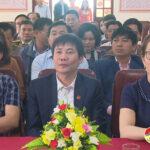 Huyện ủy Đô Lương trao Quyết định điều động, chỉ định Bí thư đảng ủy xã Trung Sơn.