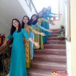 Phụ nữ Đô Lương hưởng ứng Tuần lễ áo dài