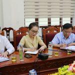Thường trực HĐND huyện triển khai công tác tổng kết hoạt động HĐND huyện  khóa XIX.
