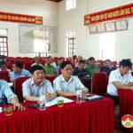 Hội đồng nhân dân xã Đặng Sơn tổng kết nhiệm kỳ 2016 – 2021
