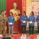 Xã Thịnh Sơn tổ chức hội thi Rung chuông vàng tìm hiểu truyền thống 90 năm ngày thành lập đoàn TNCS Hồ Chí Minh và hưởng ứng 60 năm ngày dân số Việt Nam