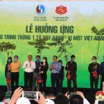 Thủ tướng Nguyễn Xuân Phúc dự Lễ hưởng ứng 'Chương trình trồng 1 tỷ cây xanh – Vì một Việt Nam xanh'