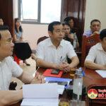 Đô Lương tham gia hội nghị trực tuyến toàn quốc nghiên cứu, học tập và quán triệt Nghị quyết Đại hội lần thứ XIII của Đảng