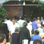 Xã Bắc Sơn tổ chức lễ truy điệu và trao bằng tổ quốc ghi công liệt sỹ Hoàng Văn Kiểm.