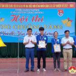 """Trường THPT Đô Lương I: Thi Rung chuông vàng với chủ đề """"Văn hóa học đường"""""""